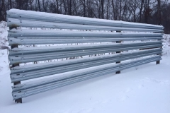 LiveStock Steel Windbreak