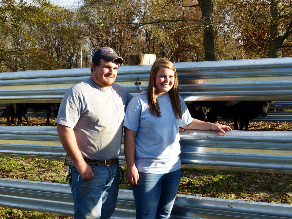 Happy LiveStock Steel Guardrail Customers