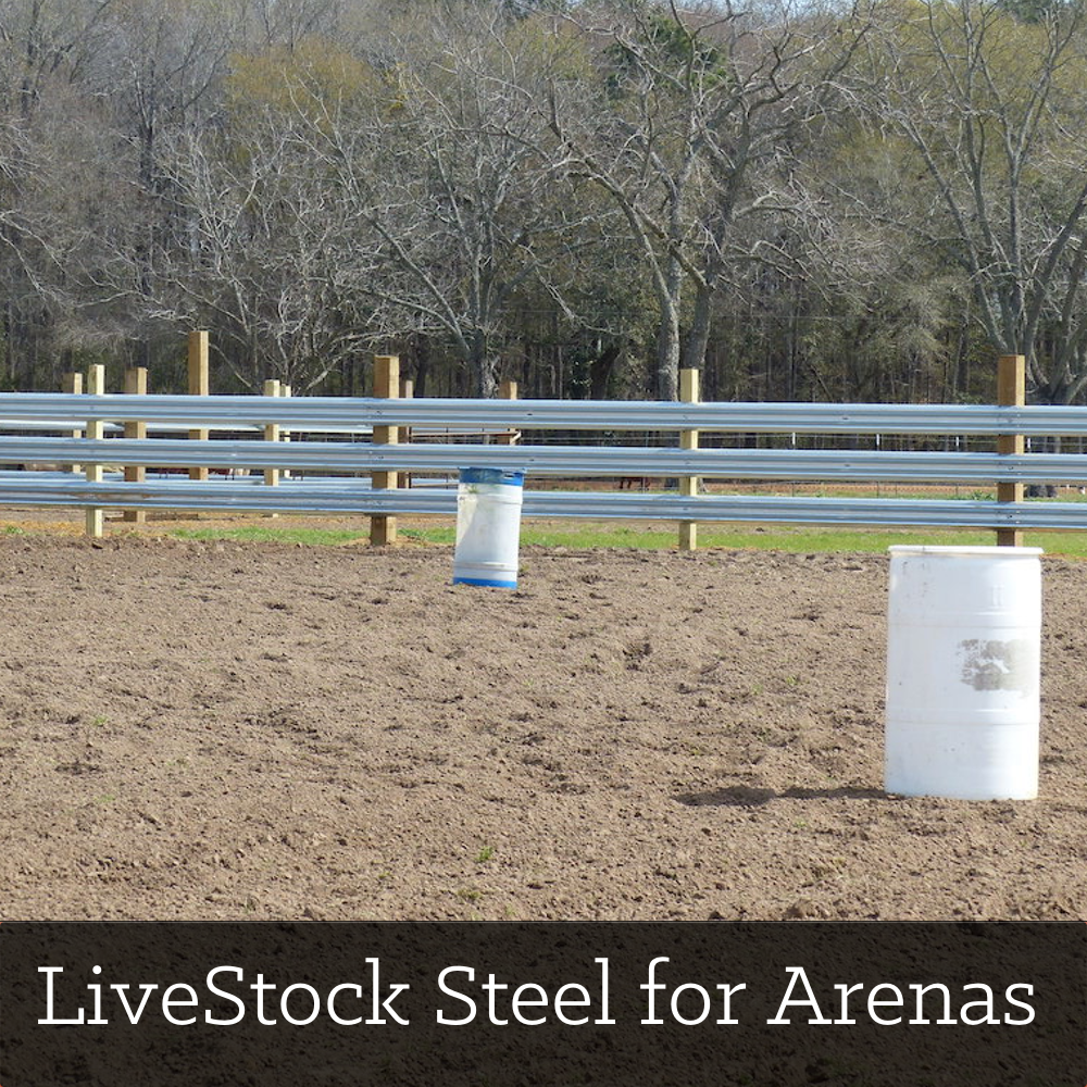LiveStock Steel for Arenas