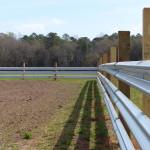 LiveStock Steel Guardrail Arena
